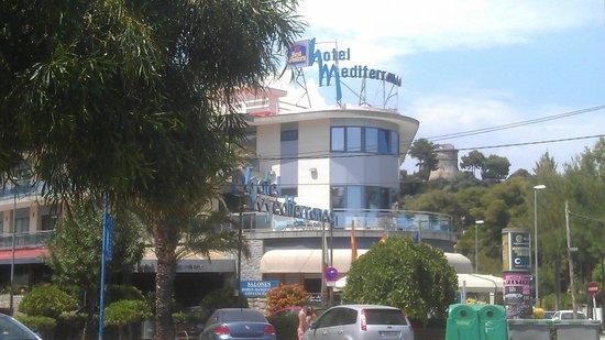 Best Western Hotel Mediterraneo : Hotel
