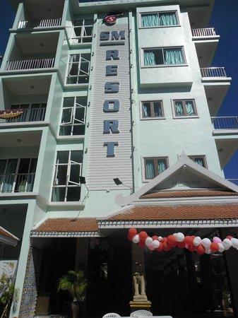 SM Resort: Hotel