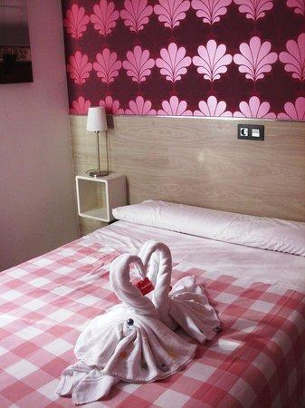 Hostal Madrid Inn : Habitación