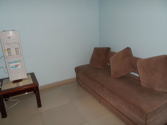 Fairstay Holiday Resort: Sitting Room