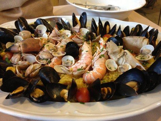 Paella Carne E Pesce Foto Di Salepepe Jesolo Tripadvisor