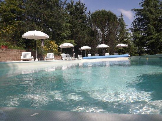 Agriturismo Casa Branca: piscina