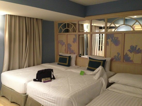 Salil Hotel Sukhumvit Soi 11: Our nice room