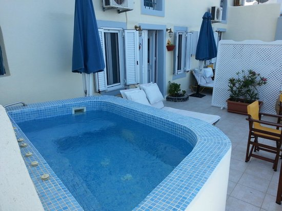 Iriana Rooms and Apartments: Spa