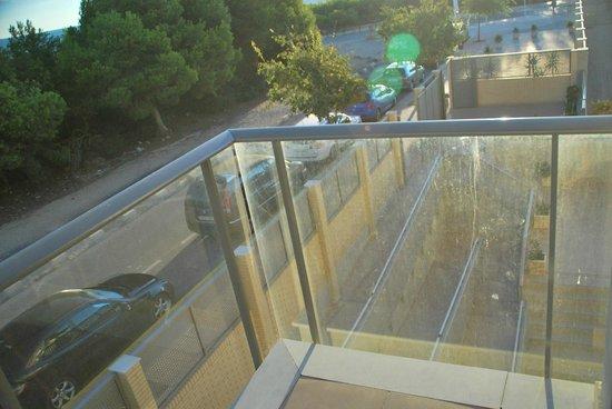 Alcocebre Suites Hotel : Terraza