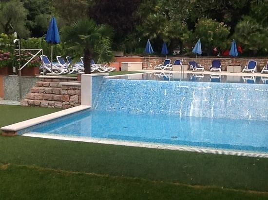 Hotel Val di Sogno: pool area