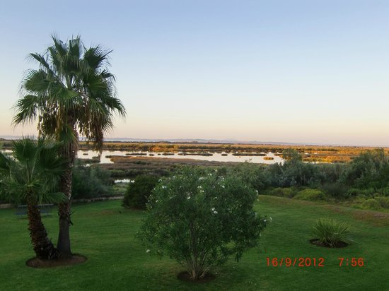 BQ Alcudia Sun Village: Ausblick vom Appartement