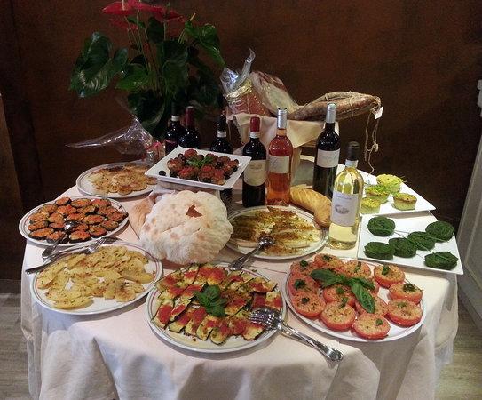 Da Stefano: some appetizers