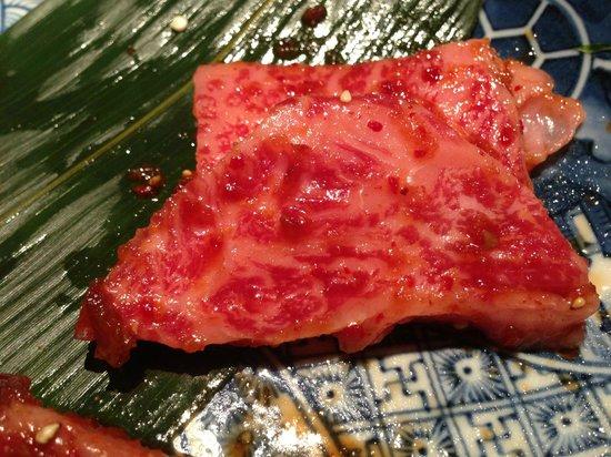 Kyo no Yakinikudokoro Hiro Sembon Sanjo Honten : Beef
