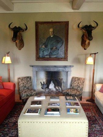 """Castello di Fonterutoli: La sala della """"Fattoria"""""""