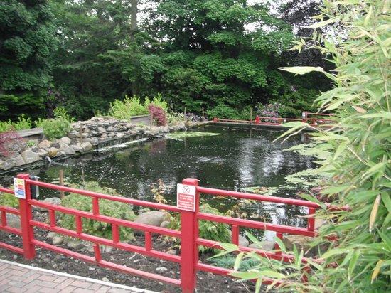 Best Western Pus Scottish Borders Selkirk Philipburn Hotel: Nice garden...