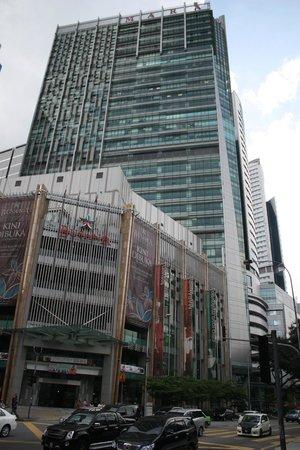 Premiera Hotel Kuala Lumpur: Hotel dall'esterno