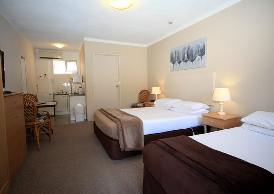 Bella Villa Motor Inn: Twin Room