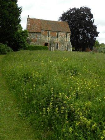 Greyfriars Chapel and Franciscan Gardens: Greyfriars Chapel