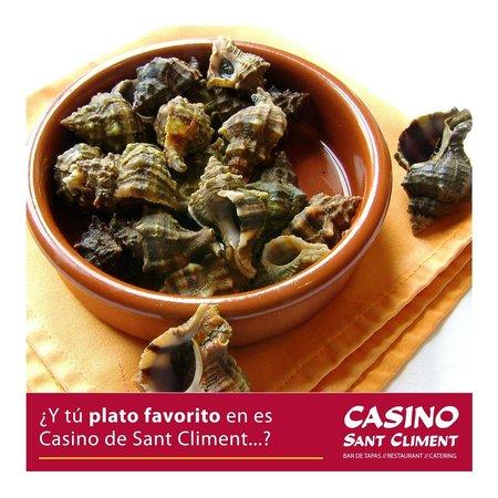 Casino Sant Climent: Corns