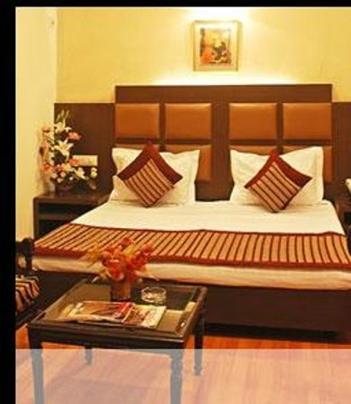 Amar Inn Hotel: Good Family Room