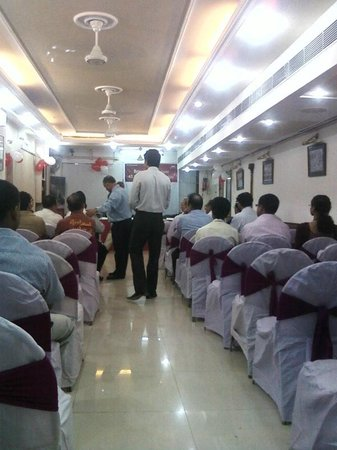 Amar Inn Hotel: Excellent Conference  Hall