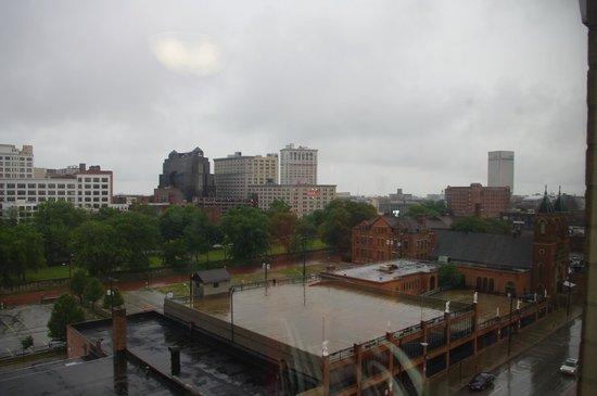 Hilton Garden Inn Cleveland Downtown: Downtown Cleveland Ohio