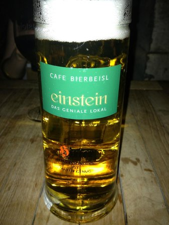 Cafe Einstein : Privat Pils