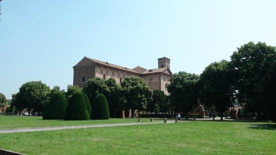 Chiesa di San Cristoforo alla Certosa