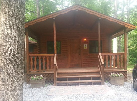 Yogi Bear's Jellystone Park Camp-Resort  Hagerstown: Luxury Cottage
