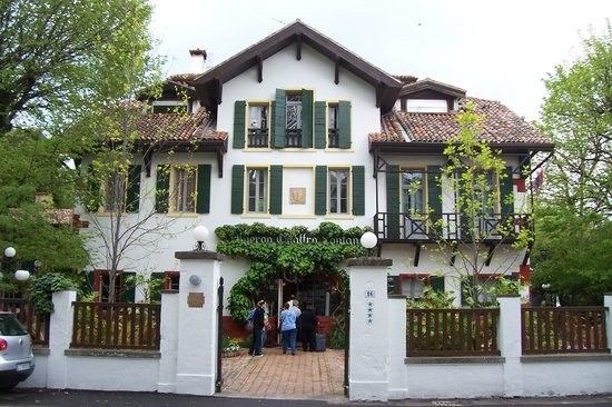 Quattro Fontane Hotel: The hotel