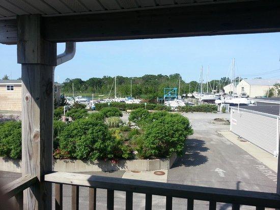 Heron Suites: balcony