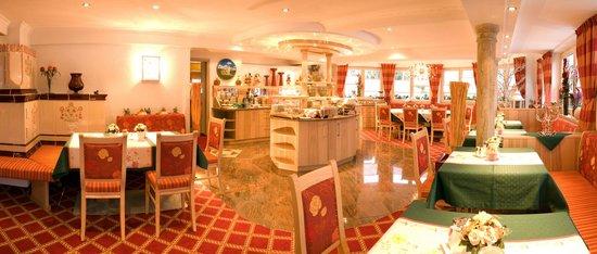 Sunnberg Pension: Frühstücksraum/ Aufenthaltsraum