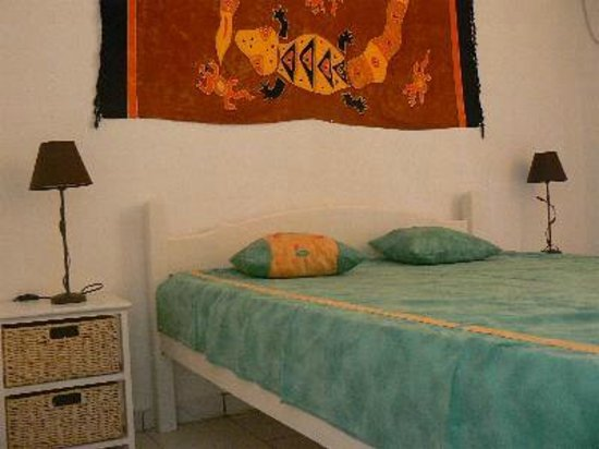Residence le Zandoli: Chambre