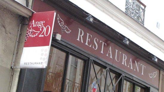 L'Ange 20 Restaurant : We'll definitely be back.