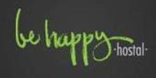 Be Happy Hostal: Logo.!