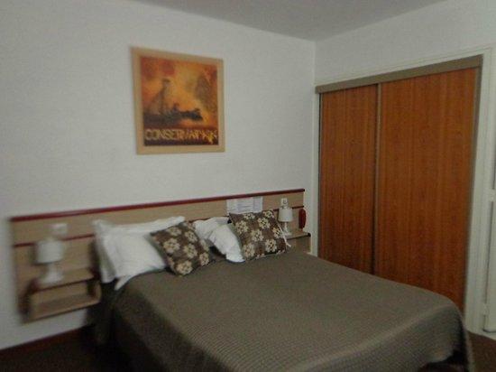 Hotel Hermes Bourgogne Dijon : Chambre du logement n°4