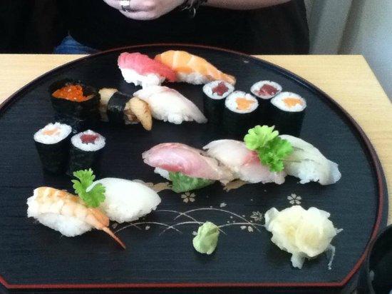 Hinodeya: Sushi Special
