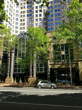 gym picture of sheraton on the park sydney sydney. Black Bedroom Furniture Sets. Home Design Ideas