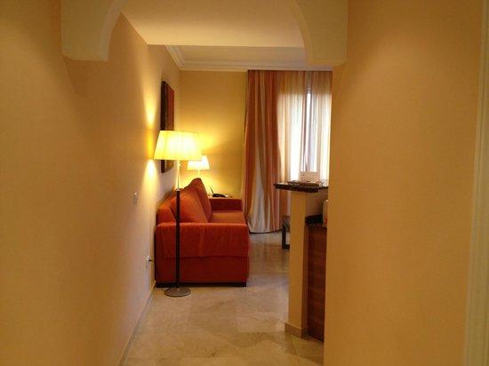 Alanda Club Marbella: entrada al apartamento