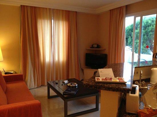 Alanda Club Marbella: sala principal