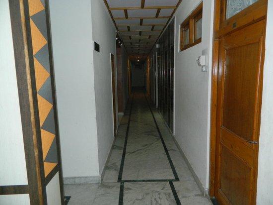 Hotel Kumar's : Lobby