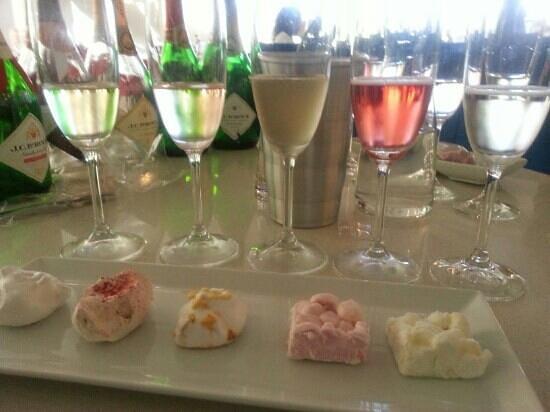 House of J.C. Le Roux: Devine delicacies!!