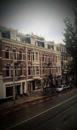 Park Plaza Vondelpark, Amsterdam: Вид из окна