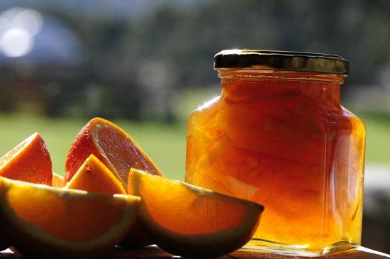 Crossways Country Kitchen: Home made marmalade