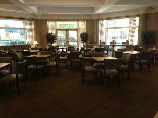 La Quinta Inn & Suites Charlotte Airport South: La Quinta South Airport - Breakfast Area