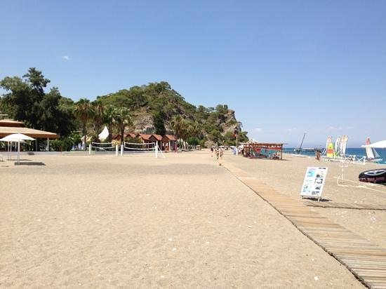 Club Med Kemer: Club Med, Palmiye. Beach