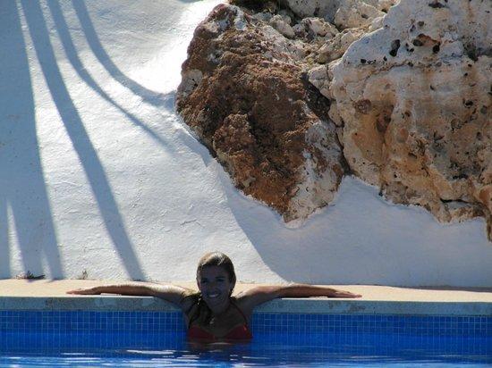 Inturotel Cala Esmeralda - Adults Only: PISCINA DE PLAYA HOTEL