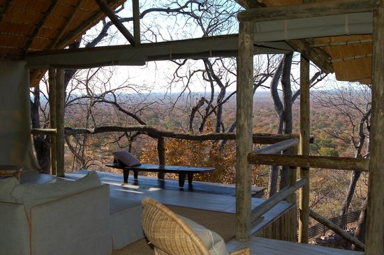Ghoha Hills Savuti: Observatoire