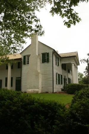 Fort Hill Plantation