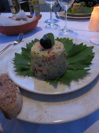 Cortijo La Fe: Tasty Couscous