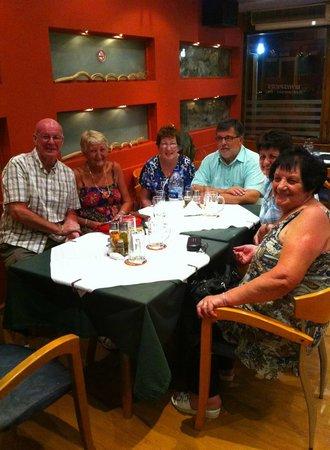 Whispers Restaurant- Bar : Whispers Restaurant Ixia Rodos