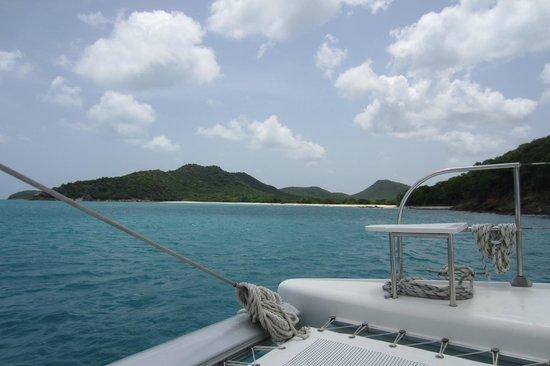 sailing - Picture of Catamaran Sailing Antigua, St John's