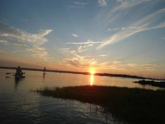 Джеймстаун, Род Айленд: Thursday night Sunset Paddle