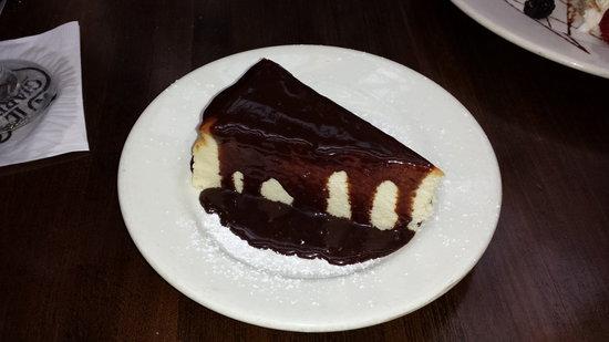 Il Giardino Ristorante : Cheesecake